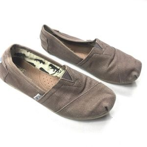 Toms Taupe 6